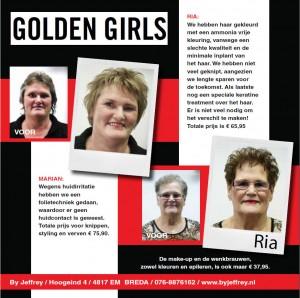 Golden Girls - Jan 2013