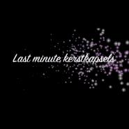 Last Minute Kerstkapsels